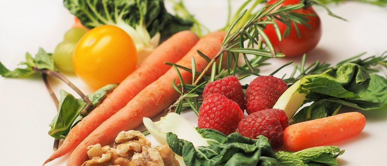 Økologiske madvarer