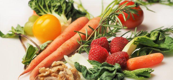 Hvorfor vælge økologiske råvarer til maden?